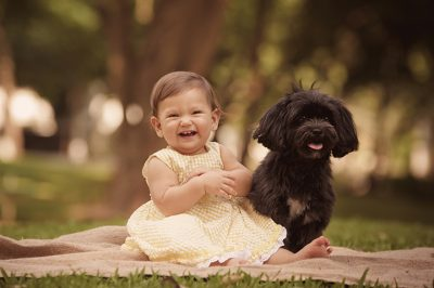 Baby and Toddler Photo Session